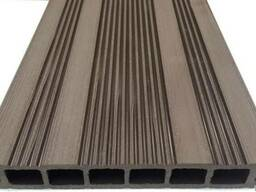 Доска террасная древесно-полимерная композитная Ecodec