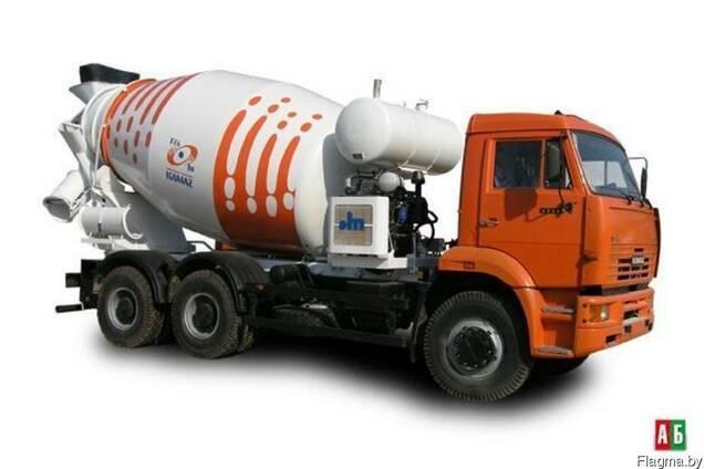 Доставка бетона, известкового р-ра, лотки 15м