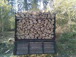 Доставка дров сухих колотых - фото 2