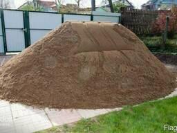 Доставка от производителя сеяный ПГС гравий песок
