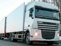 Доставка грузов от 1кг до 23т