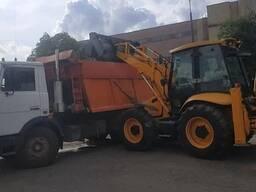 Доставка песка 20 тонн