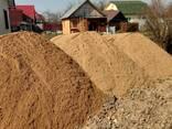 Гравий песок пгс щебень строительные смеси с3 с4 с5 с11 с12 - фото 7