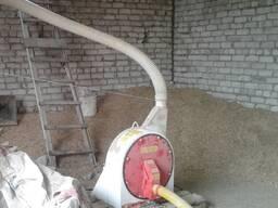 Дробилка для измельчения пшеницы, ячменя, овса, ржи, кукурузы, жмыха и др. ДРВ-7,5
