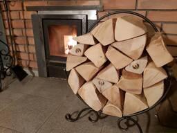 Дрова для камина сухие ольховые, арт. DF-102