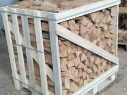 Дрова, дуб, высшее качество. Firewood wholesale, OAK, Grab,