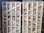 Дрова Колотые на Экспорт. Граб, Берёза, Дуб, Осина, Ольха - фото 3