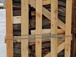 Дрова колотые в ящиках 2RM, лиственные (граб, береза, ольха) - фото 3