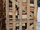 Дрова колотые в ящиках 2RM, лиственные (граб, береза, ольха) - фото 4