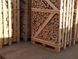 Дрова лиственных пород (дуб, граб, береза, ольха) - фото 2