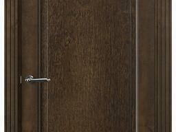 Дверь межкомнатная Классик из массива ольхи