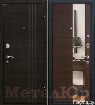 Дверь входная М-15 в квартиру.