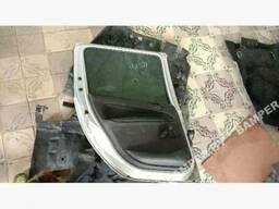 Дверь задняя левая Peugeot 206