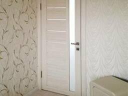 """Двери межкомнатные из натурального массива """"клееный брус"""" ."""