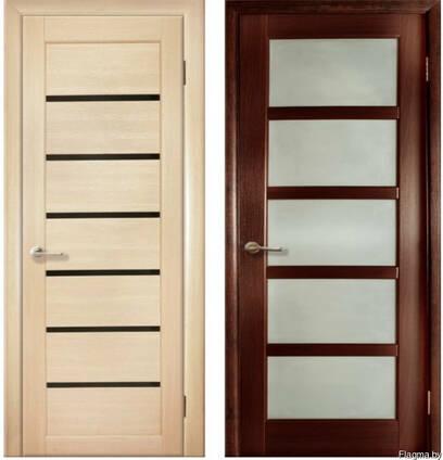 Двери межкомнатные от производителя под ключ.
