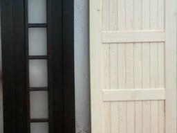 Двери Спасские деревянные на заказ. - фото 2