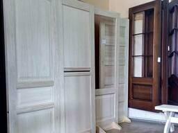Двери Спасские деревянные на заказ. - фото 3