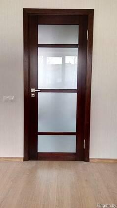 Двери из массива, Спасские.
