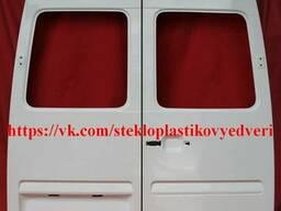 Двери задние стеклопластик Фольксваген ЛТ