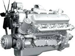 Двигатель ЯМЗ-238Д-1 (МАЗ) без КПП и сц. (330 л. с. ). ..