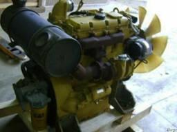 Двигатель Caterpillar 3054