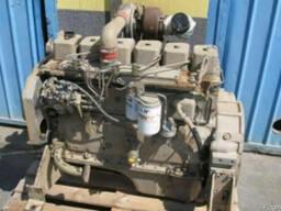Двигатель cummins 6bt