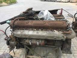 Двигатель Д12А-375А, г. Минск
