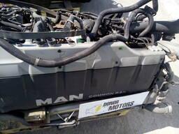 Двигатель D2066 LF36 2008 года