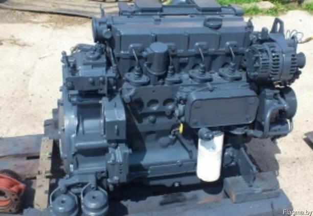 Двигатель deutz bf4m