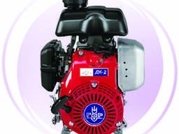 Двигатель ДК 2 ( бензиновый 4-х тактный).
