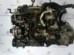 Двигатель и навесное Mazda 5 T S2 2.0d 7str 2006 года (rf)
