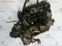 Двигатель и навесное Opel Corsa sxi1.2 16V2006 года (z12xep)