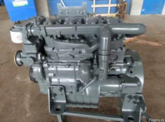 Двигатель liebherr d924