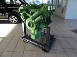 Двигатель Mercedes-Benz SK OM441 OM441LA OM 441 V6