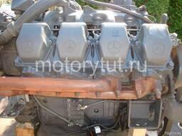Двигатель Mercedes OM 502 LA (ом 502)