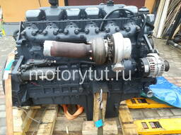 Двигатель Мересдес ОМ457 (om457la)