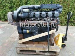 Двигатель Mercedes OM 444 LA (MTU 12V183TE)