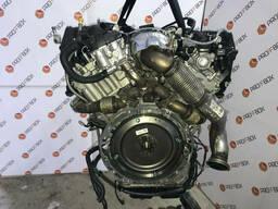 Двигатель Мерседес OM642. 826 BlueTec GLS X164, ML W166. ..