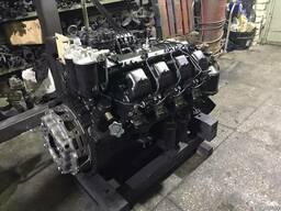 Ремонт двигателя на автомобиль КамАЗ