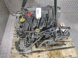 Двигатель в сборе для Renault Modus, 2004 - 2008 1.4 бензин K4J770