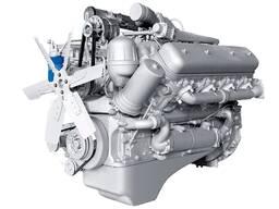 Двигатель ЯМЗ-238 после капитального ремонта