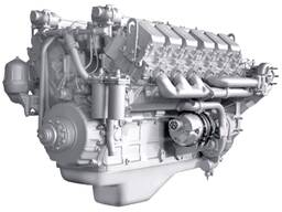 Двигатель ЯМЗ-240 после капитального ремонта