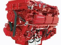 Двигатели и запасные части Cummins