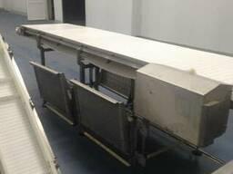 Двухрядная пин-бон машинадля удаления костейMerel - фото 3