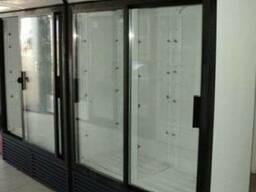 Двухстворчатые холодильные шкафы б/у Гарантия