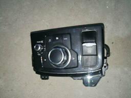 Джойстик управления мультимедиа на Mazda CX-5 1 поколение