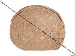 Джутовая лента (первичное волокно) 0,12х20м 600гр м2