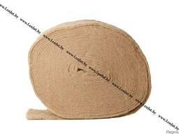 Джутовый утеплитель (короткое волокно)150мм/8мм/20м