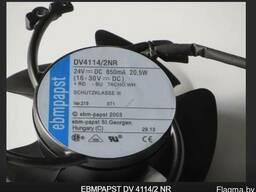 Ebmpapst dv4114/2nr вентилятор