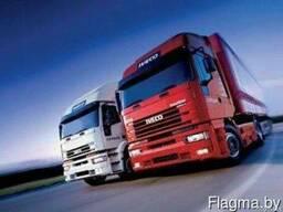 Экспресс-доставка грузов Европа-Беларусь до 5т